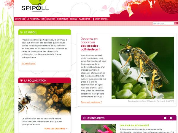 Spipoll - Muséum d'Histoire Naturelle