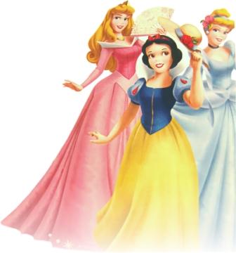 Les trois princesses