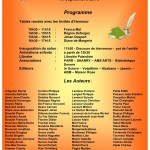 programme salon 2010