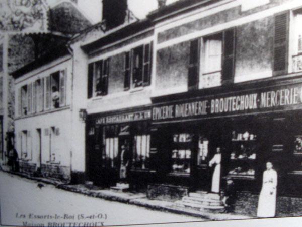 Rouennerie à Saint-Hubert