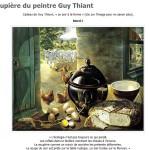 Guy Thiant, soupe en Morvan