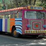 "Autobus ""extreme knit"""