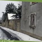 rue de la Chicane, décembre 2010
