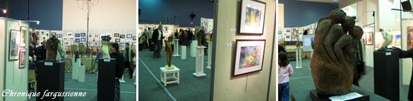 Salon d'art du Perray, 2011