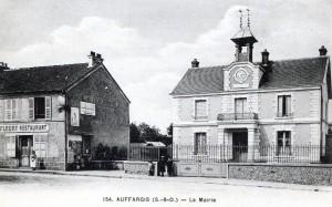La Mairie vers 1930