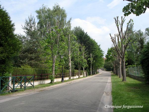 Rue du Pont des Murgers, 4 mai 2011