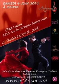 Tango ! 4 juin 2011