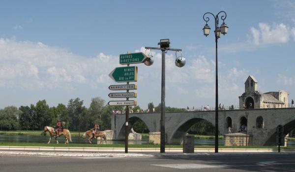 Pont Saint-Bénezet, Avignon