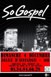 2011.12.03 So Gospel