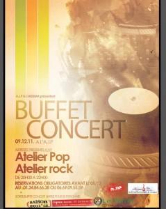 2011.12.09 Concert AJP