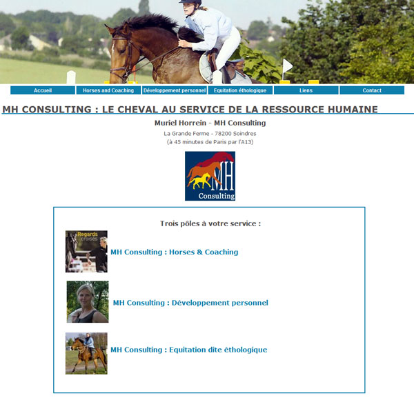Horses and Coaching - MH Consulting