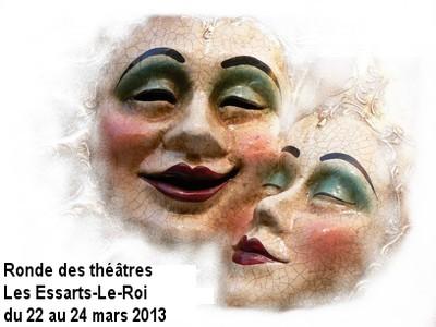 Ronde des théâtres  2013