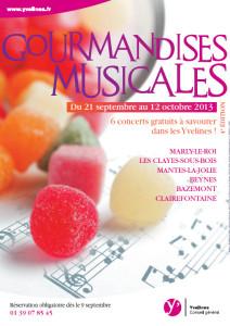 gourmandises musicales 2013
