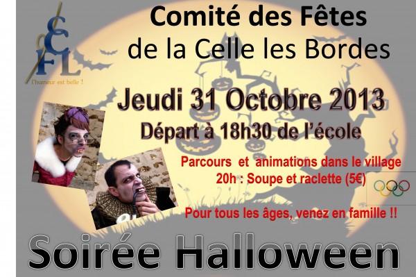Halloween La Celle
