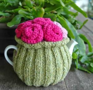 Rosie Aran wool 1 crop