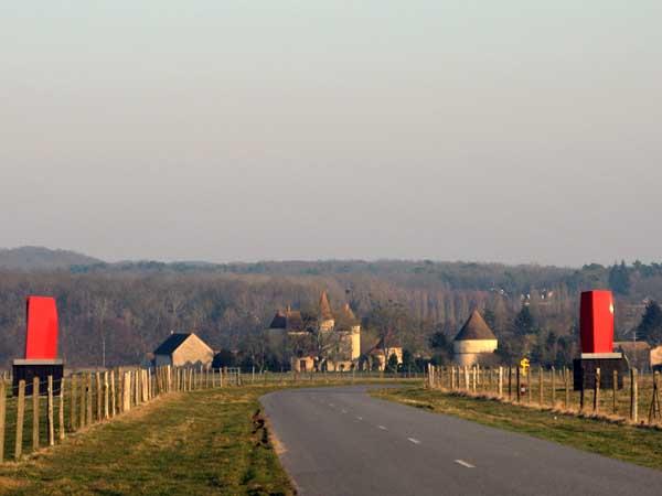 Bullion, ferme Liseclaire (manoir des Carneaux)