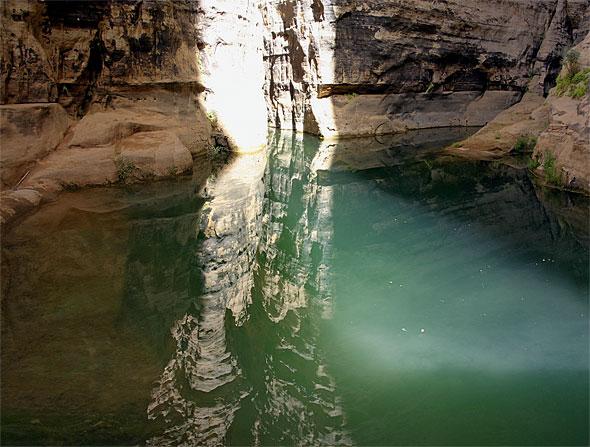 Guelta d'Essendilène