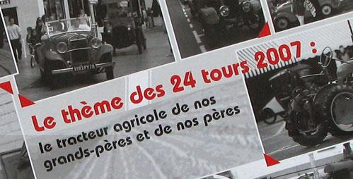 24 tours de Rambouillet 2007