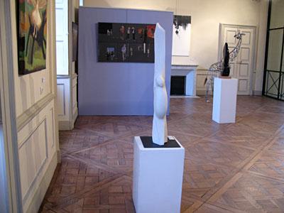 Salon des salons d'art, octobre 2007