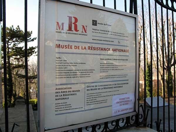 MRN accueil
