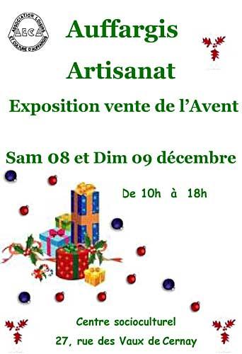 Auffargis artisanat Noël 2007