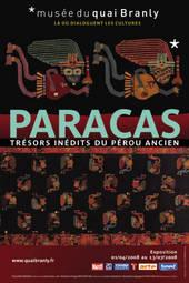 Paracas, trésors inédits du Pérou ancien