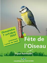 Fête de l'oiseau, 7 octobre 2007