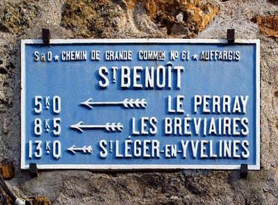 Chemin n° 61