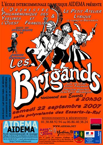 Les brigands - Offenbach