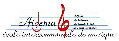Aidema, école intercommunale de musique