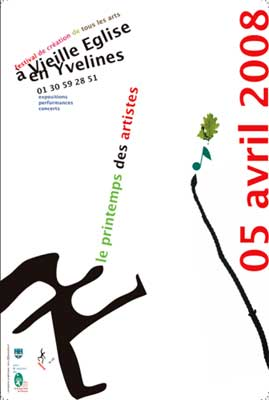 Printemps des Artistes 2008