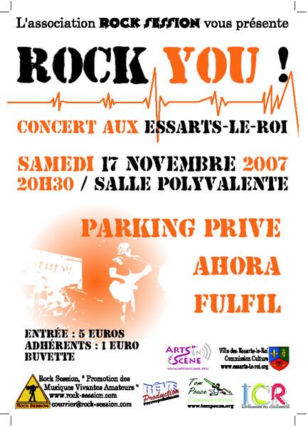 Rock you !